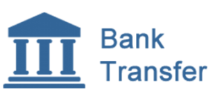 Bank Transfer payment options