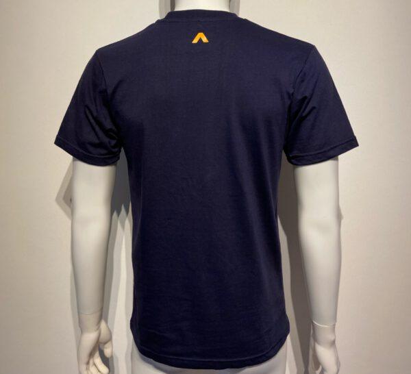 Blue Tshirt back