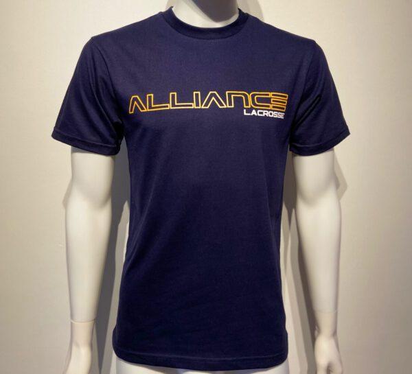 Blue Tshirt front